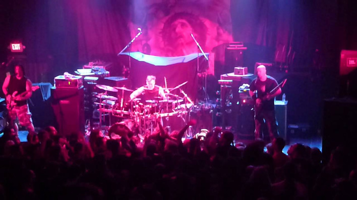 Dying Fetus - From Womb To Waste - 7/29/14