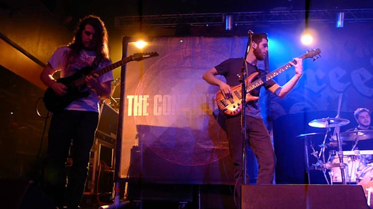 The Contortionist - Vessel - 2/11/13