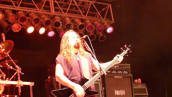 Deicide - Scars Of The Crucifix - 1/30/16