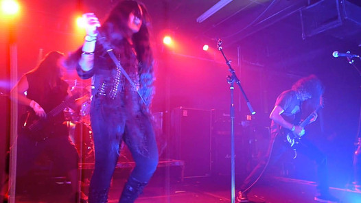 Made Of Metal - Crystal Mountain (Death cover) - 1/25/14