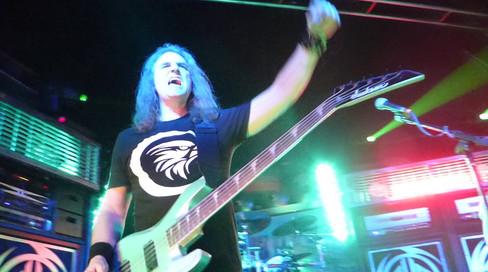 David Ellefson - The Conjuring (Megadeth song) - 12/14/18