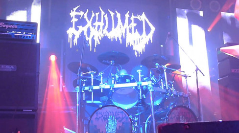 Exhumed - (2) - 12/22/13