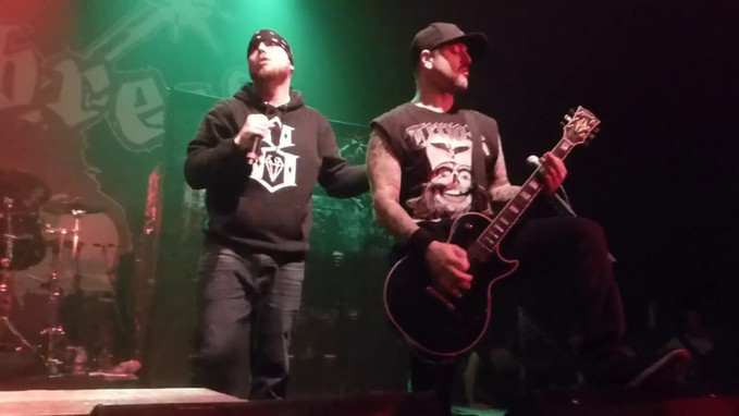 Hatebreed - Last Breath & Burial For The Living - 11/29/17