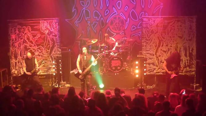 Morbid Angel - Blood On My Hands - 7/29/14