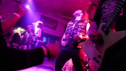 3 Inches Of Blood - Leather Lord - 5/11/13