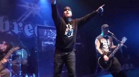 Hatebreed - (part of) Proven w/Sean Martin - 11/29/17