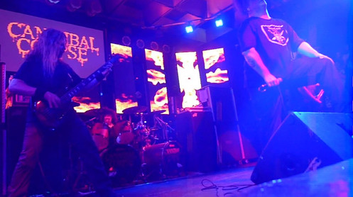 Cannibal Corpse - Kill Or Become - 7/23/16