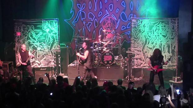 Morbid Angel - Fall From Grace - 7/29/14