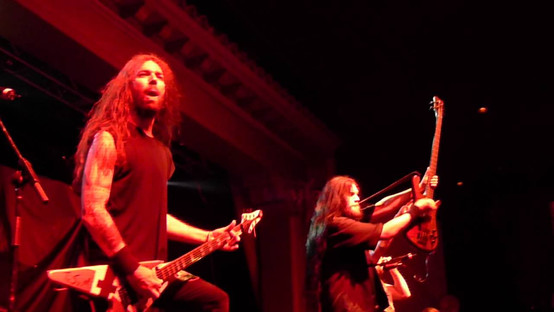 Entombed A.D. - Second To None - 4/18/16