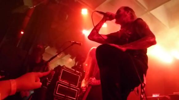 DevilDriver - I Could Care Less - 10/18/17