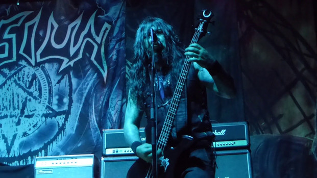 Krisiun - Scourge Of The Enthroned - 9/21/19