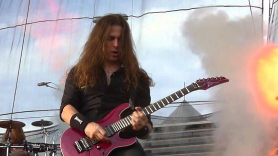 Megadeth - Fatal Illusion - 4/30/16