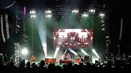Soundgarden - Beyond The Wheel - 8/10/14