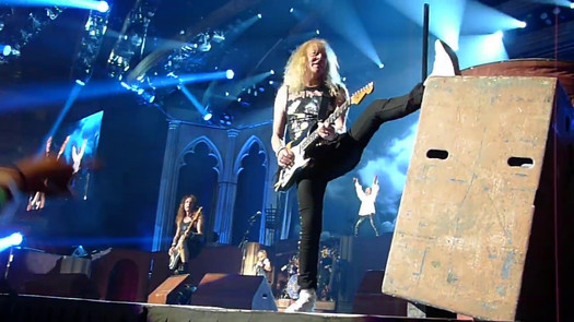 Iron Maiden - Hallowed Be Thy Name - 7/18/19