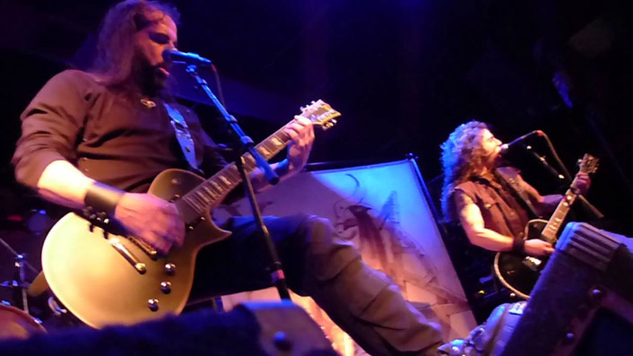 Rotting Christ - The Sign Of Evil Existence - 11/27/15