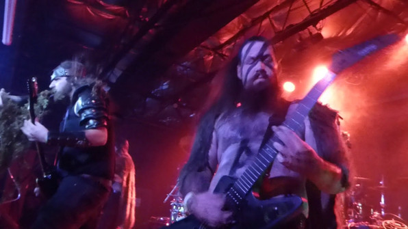 Withering Earth - Face The Wolves - 6/14/18