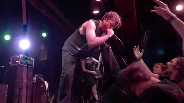 Cattle Decapitation - Projectile Ovulation - 7/29/13