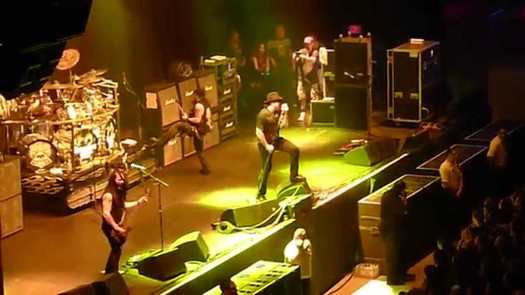 Adrenaline Mob - Come On Get Up -4/30/14
