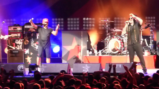 Prophets Of Rage - Like A Stone (Audioslave cover) - 10/2/16