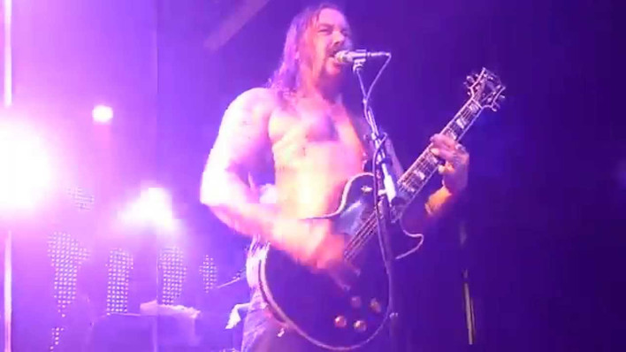 High On Fire - Snakes For The Divine - 9/20/14