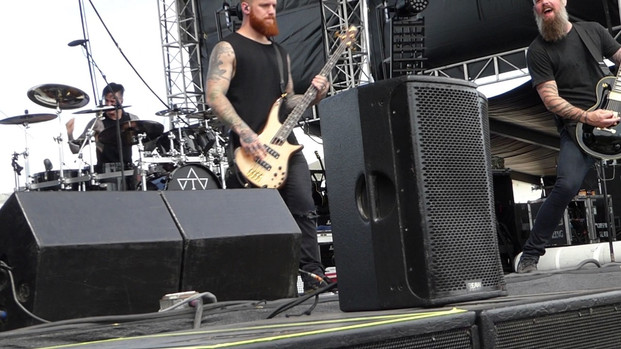 In Flames - Cloud Connected - 4/30/17