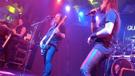 Queensryche - Arrow Of Time - 11/30/16