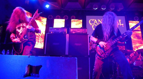 Cannibal Corpse - Stripped, Raped & Strangled - 7/23/16