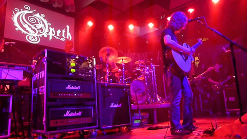 Opeth - Demon Of The Fall - 5/2/13