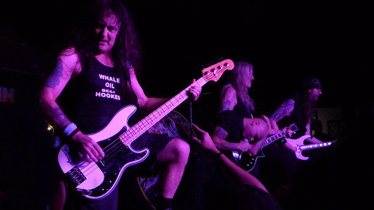 British Lion (Steve Harris) - A World Without Heaven - 1/18/20