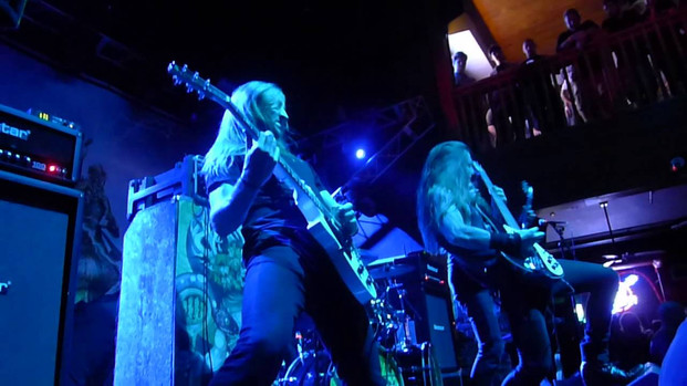 Skeletonwitch - Beneath Dead Leaves - 10/25/14