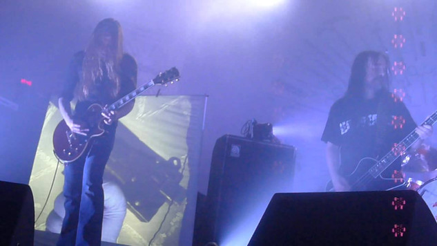 Carcass - Captive Bolt Pistol - 3/18/14