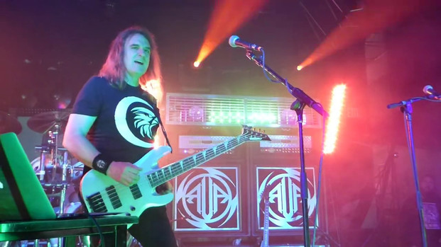 David Ellefson - part of Holy Wars (Megadeth song)  - 12/14/18