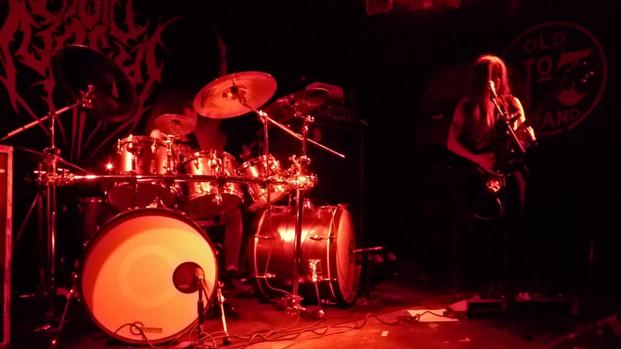 Von Nacht - Ancient Cavedwelling Entities - 9/26/18