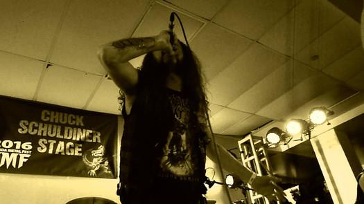 Malevolent Creation - Blood Of The Fallen - 1/30/16