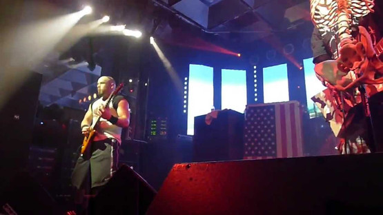 Soulfly - I And I - 10/23/13