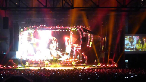 Kiss - Hotter Than Hell - 7/22/14