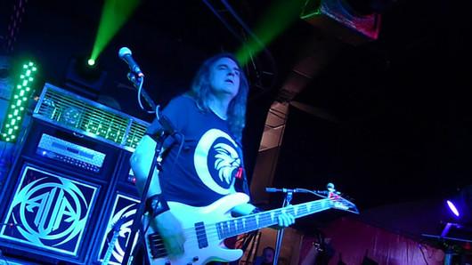 David Ellefson - Hook In Mouth (Megadeth song) - 12/14/18