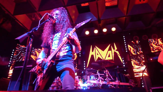 Havok - Give Me Liberty Or Give Me Death - 10/23/13