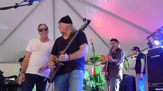 Dodgy Enterprise (w/ Nicko McBrain) - All Right Now (Bad Company cover) - 12/10/16