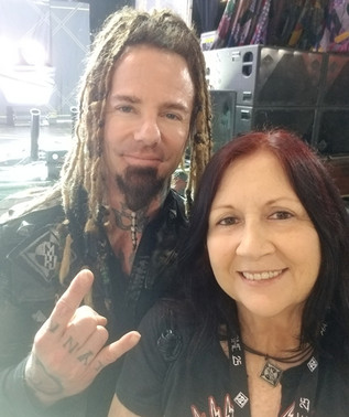 Logan Mader (Machine Head) 1/26/20