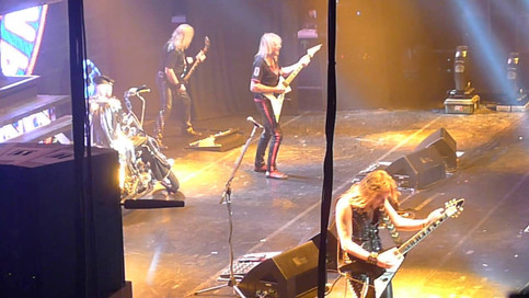 Judas Priest - Hellbent For Leather - 10/30/14
