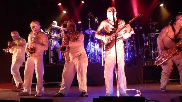 Here Come The Mummies - 3/4/16