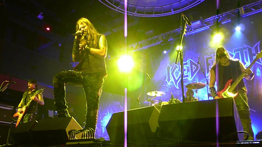 Iced Earth - If I Could See You - 4/25/14