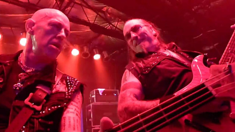 Venom Inc - Blackened Are The Priests & Carnivorous - 7/1/16