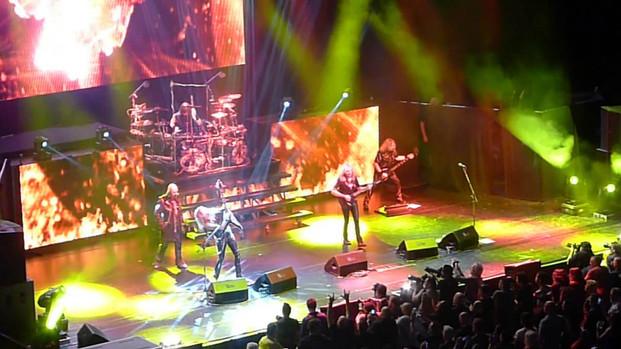 Judas Priest - Devil's Child - 10/30/14