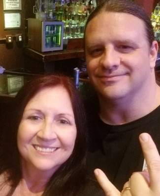 """George """"Corpsegrinder"""" Fisher (Cannibal Corpse) 4/15/19"""