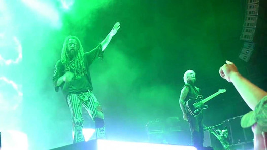 Rob Zombie - John 5's Birthday & Living Dead Girl - 7/31/13