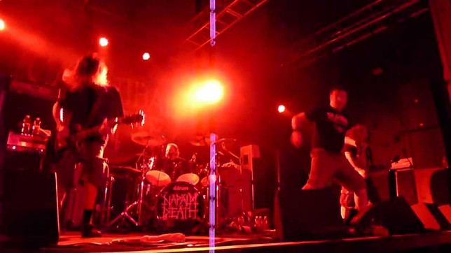 Napalm Death - Control - 6/12/13