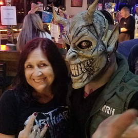 Tommy Shaffner (Mushroomhead/Ventana) 3/9/19