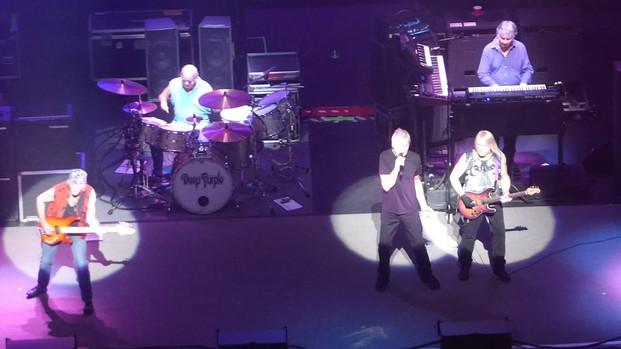 Deep Purple - Space Truckin' - 9/26/19